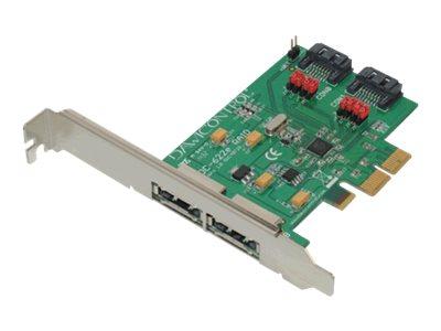 Dawicontrol DC 622E RAID - Speichercontroller (RAID)
