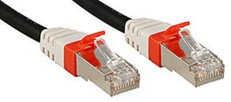 Lindy Premium - Patch-Kabel - RJ-45 (M)