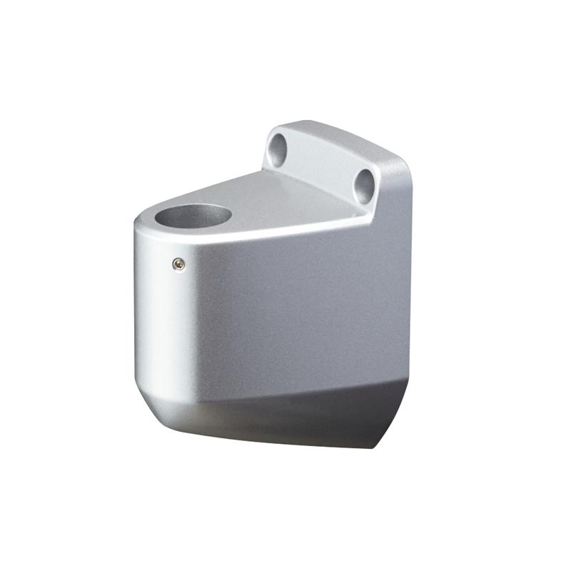 Patlite SZK-001U - Montageset - Wand - Silber - Stahl - PATLITE LR4-PJ/QJ - LR5-PJ/KT - LR6-PJ/QJ - LR7-KT - 190 g