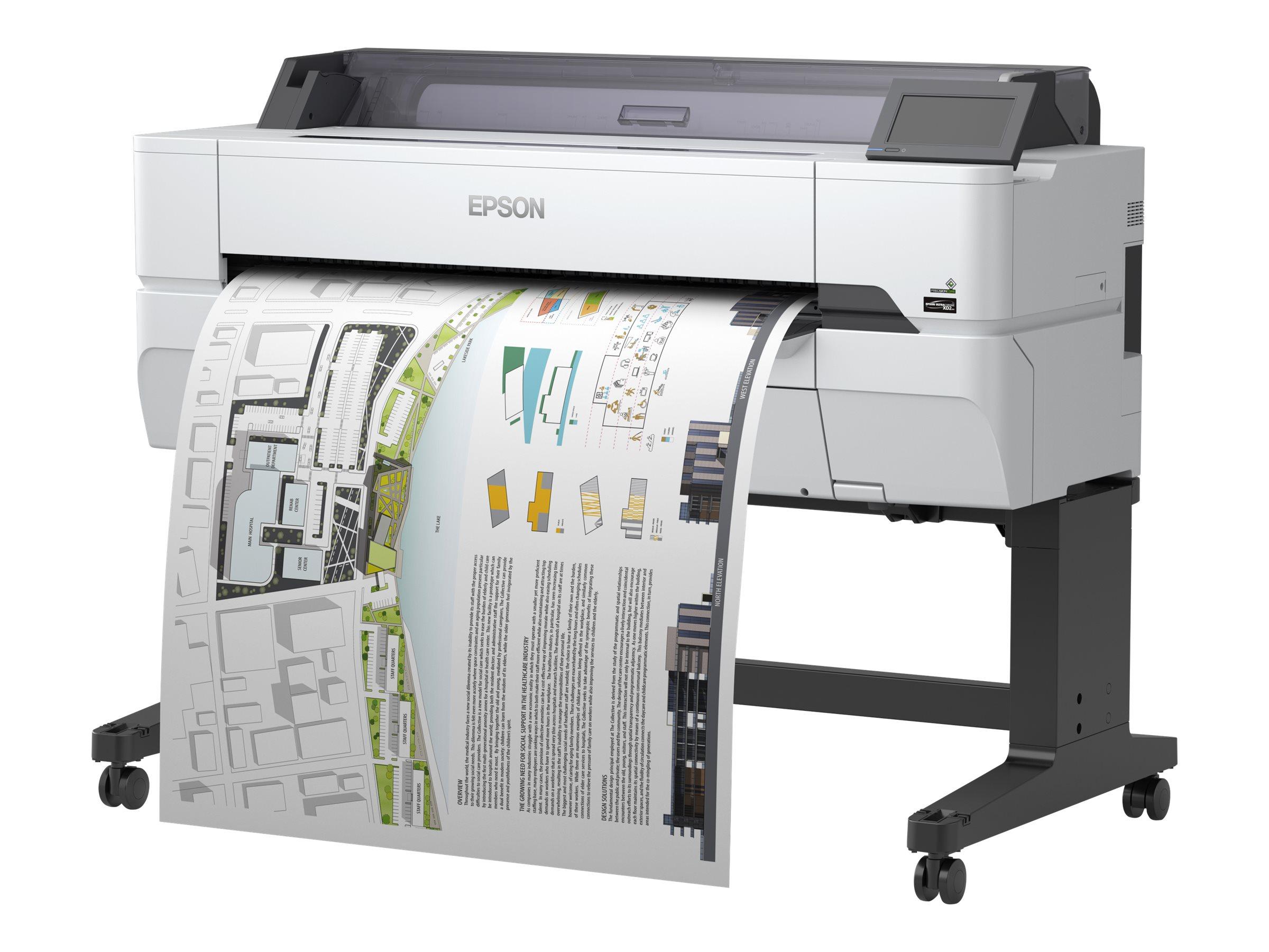 "Epson SureColor SC-T5400 - 914 mm (36"") Großformatdrucker - Farbe - Tintenstrahl - Rolle (91,4 cm)"
