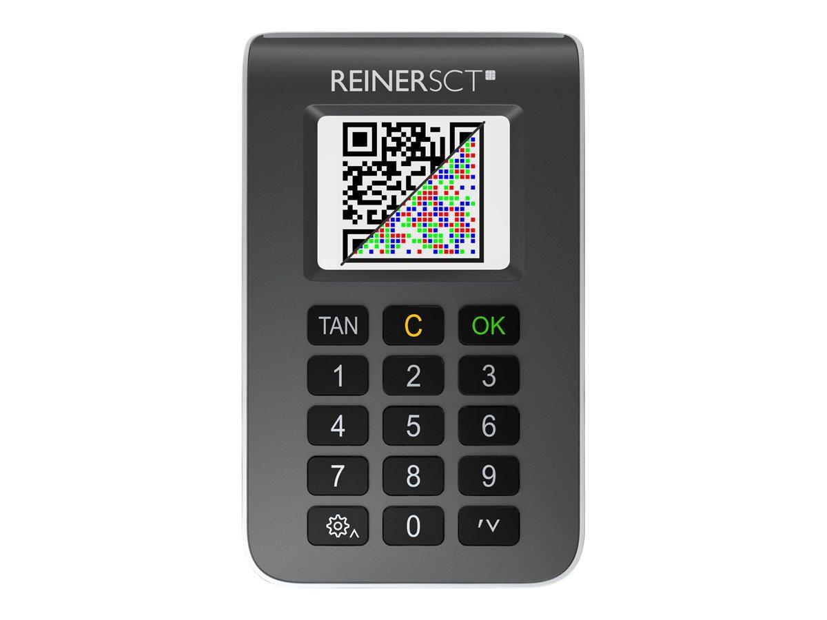 ReinerSCT tanJack photo QR - TAN-Generator