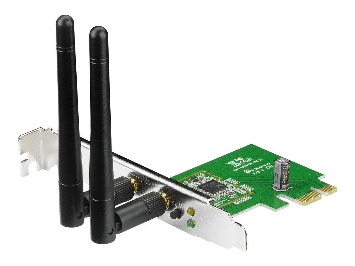 ASUS PCE-N15 - Netzwerkadapter - PCIe Low-Profile