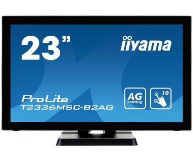 Iiyama ProLite T2336MSC-b2AG - LED-Monitor - 58.4 cm (23)