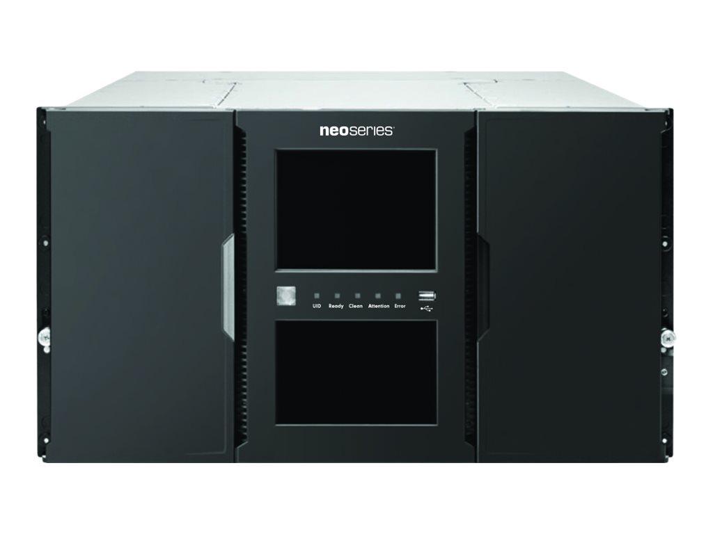 Overland NEOxl 80 - Bandbibliothek - 200 TB / 500 TB - Steckplätze: 80 - LTO Ultrium (2 TB / 5 TB)