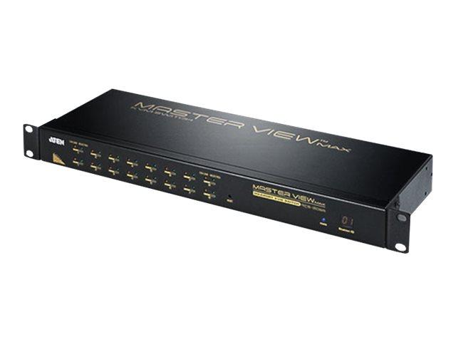 ATEN ACS1216A - KVM-Switch - 16 x KVM port(s)