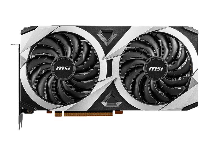 MSI Radeon RX 6700 XT MECH 2X 12G - Grafikkarten
