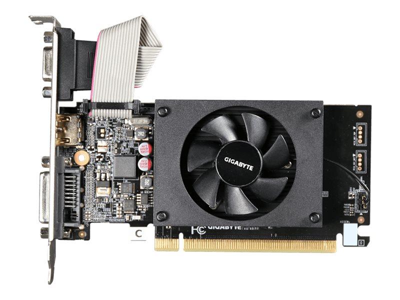 Gigabyte GV-N710D3-2GL - Grafikkarten