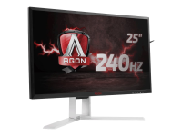 AGON AG251FG 24.5Zoll Full HD TN Schwarz - Rot Computerbildschirm