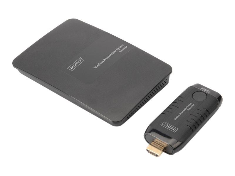 DIGITUS Professional DS-55306 - Sender und Empfänger