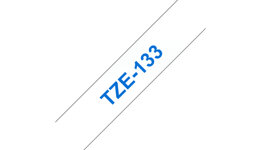 Brother TZe133 Etiketten / Beschriftungsbänder