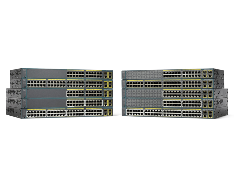 Cisco Catalyst 2960-24LC-S Switch (WS-C2960-24LC-S) - REFURB