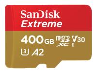 400GB Extreme microSDXC Speicherkarte