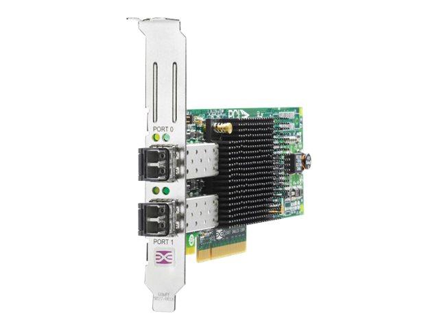 HPE 82E 8Gb Dual-port PCI-e FC HBA (AJ763B)