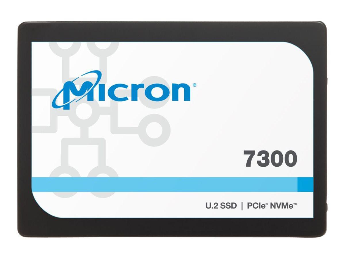"""Micron 7300 PRO - Solid-State-Disk - verschlüsselt - 3.84 TB - intern - 2.5"""" (6.4 cm)"""