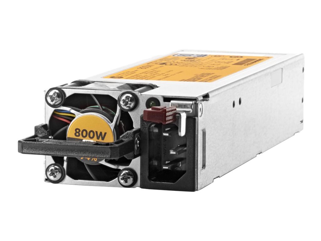 HPE 800W FS Plat Ht Plg Pwr Supply Kit (720479-B21)