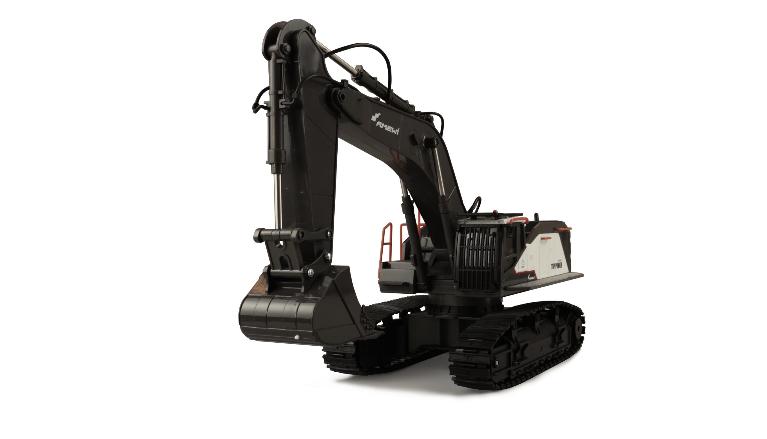 Amewi Raupenbagger ACV730 - Traktor - 1:14 - Junge - 8 Jahr(e) - 1200 mAh - 2,33 kg
