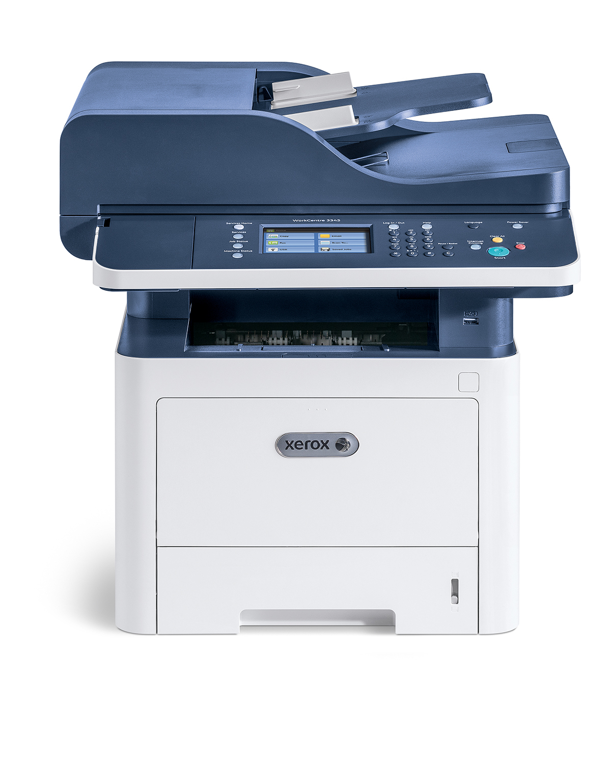 Xerox WC3345 A4 40ppm Wireless Duplex - Fax - Laser/LED-Druck