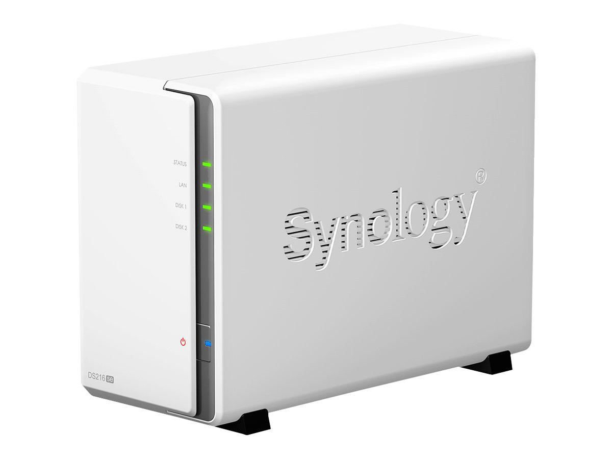 Synology Disk Station DS216se - NAS-Server - 2 Schächte