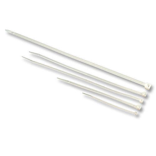 Lindy Kabelbinder - durchsichtig (Packung mit 100 )