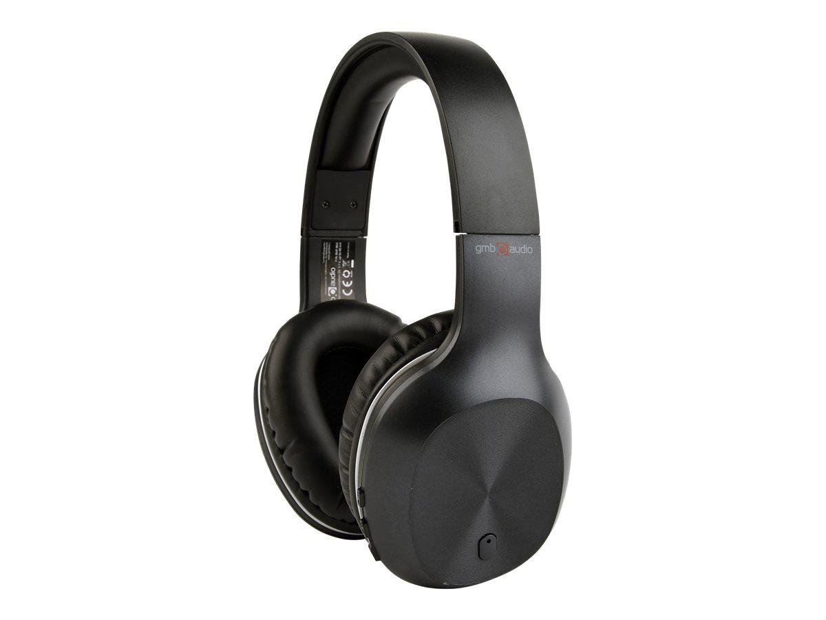 """Gembird BHP-MIA - """"Miami"""" - Headset - On-Ear - kabellos - Bluetooth"""