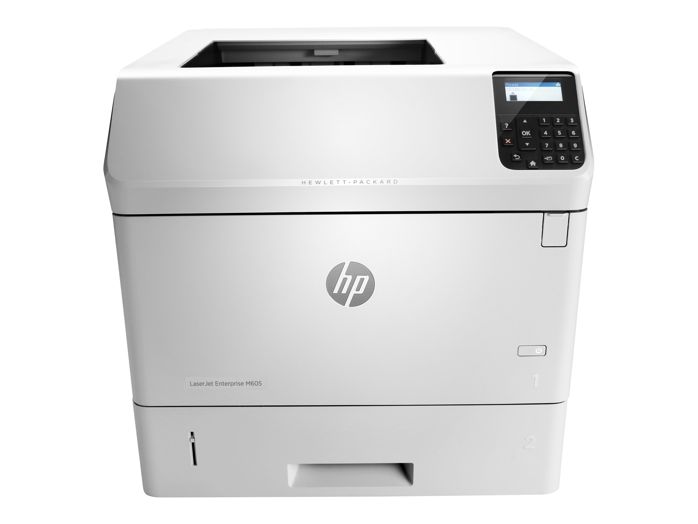 HP LaserJet Enterprise M605n - Drucker