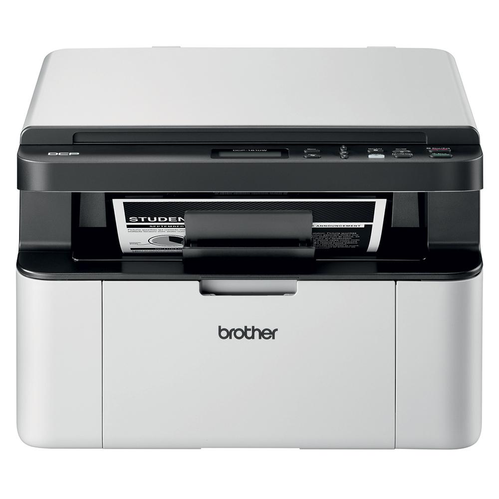 Brother DCP-1610W 2400 x 600DPI Laser A4 20Seiten pro Minute WLAN Schwarz - Weiß Multifunktionsgerät