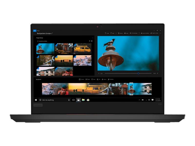 "Vorschau: Lenovo ThinkPad E14 20RA - Core i5 10210U / 1.6 GHz - Win 10 Pro 64-Bit - 16 GB RAM - 256 GB SSD NVMe - 35.6 cm (14"")"