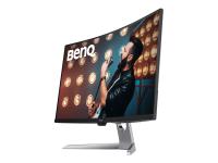 EX3203R - 80 cm (31.5 Zoll) - 2560 x 1440 Pixel - Wide Quad HD - LED - 4 ms - Schwarz - Silber