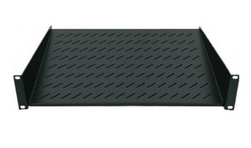 Intellinet 712491 Regalzubehör - Bürokleinmaterial - 483x150 mm - Schwarz