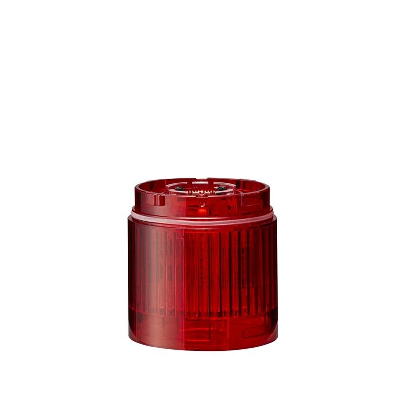Patlite LR5-E-R - Gleichstrom - 24 V - 50 mm - -20 - 50 °C - -30 - 60 °C