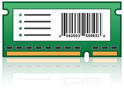 Lexmark Bar Code Card and Forms Card