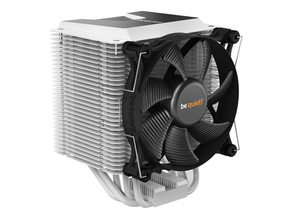 Be Quiet! Shadow Rock 3 - Prozessor-Luftkühler - (für: AM3, LGA1155, AM3+, LGA1150, LGA1151, LGA2011 (Square ILM)