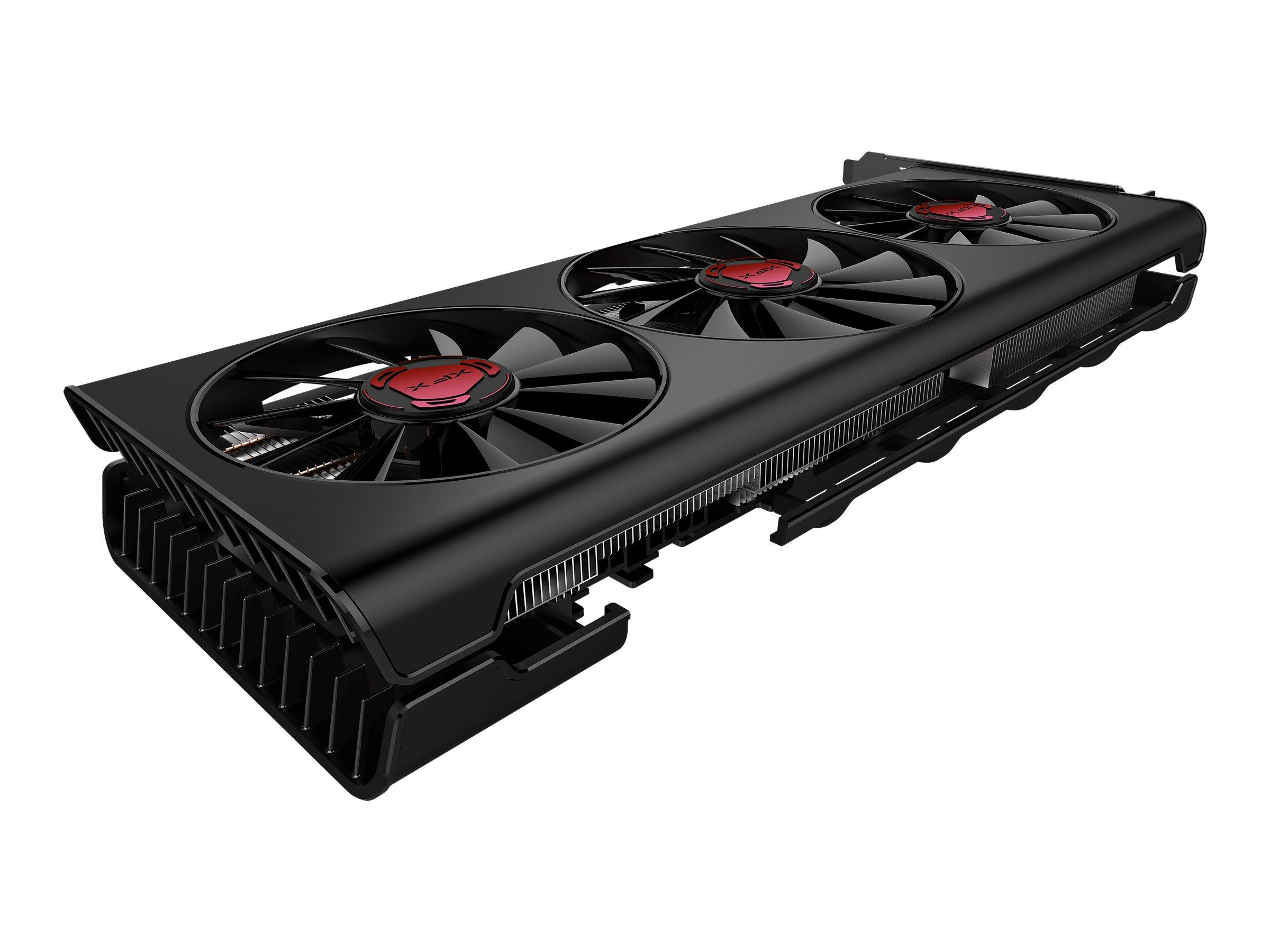 Vorschau: XFX Radeon RX 5700 Triple Dissipation - Grafikkarten