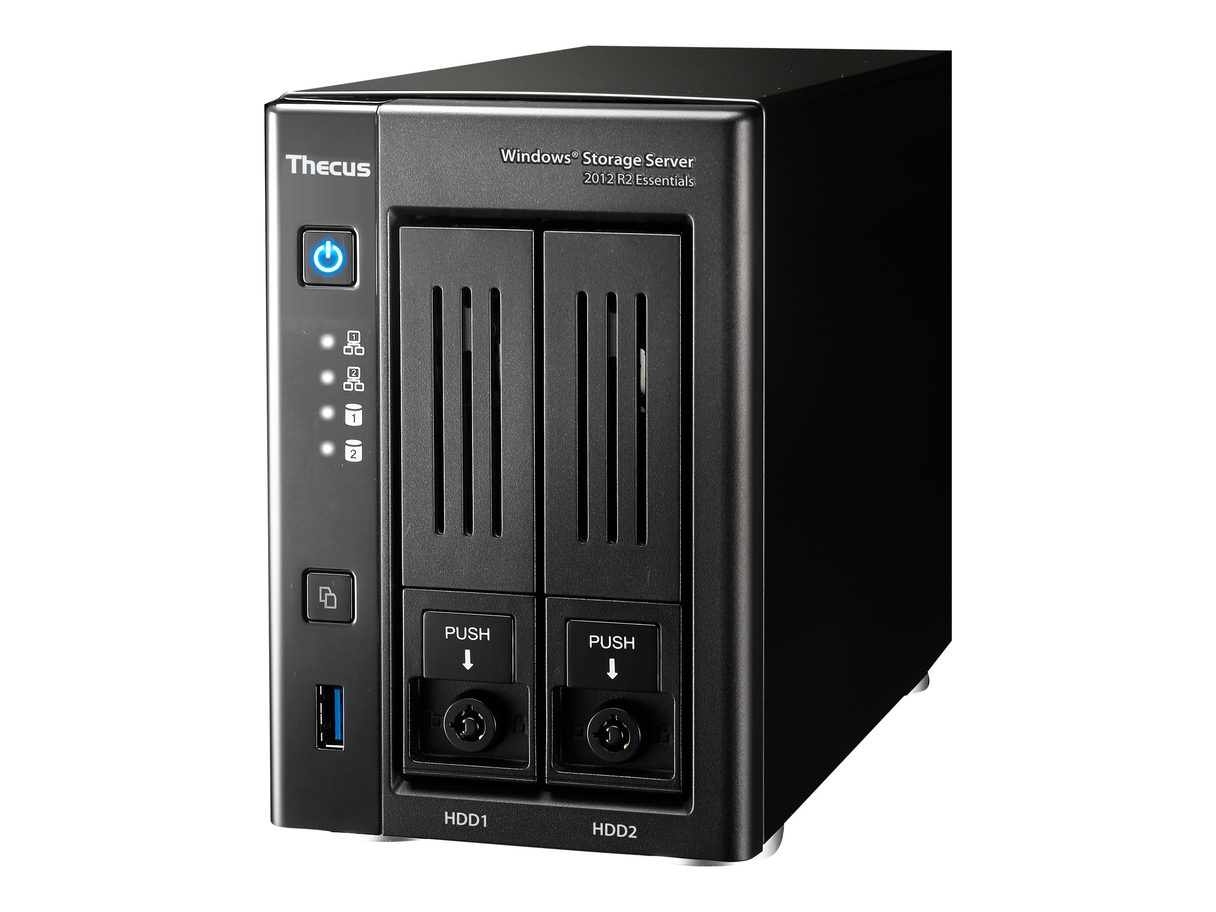 Thecus Technology W2810PRO - NAS-Server