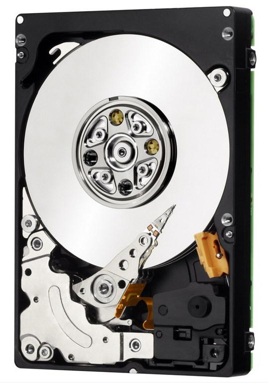 Fujitsu 500GB 3.5 7.2K SATA 6Gb/s N-HP BC 500GB Serial ATA III Interne Festplatte