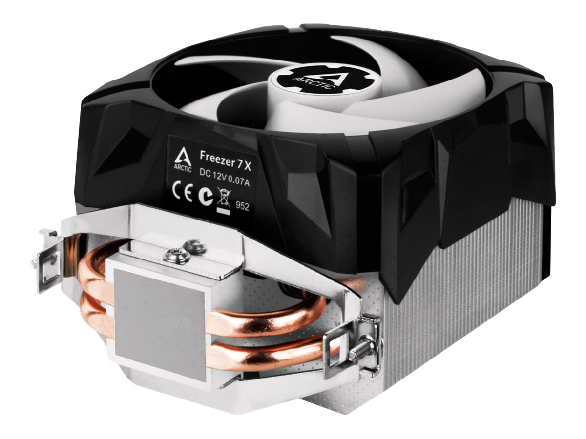 Vorschau: Arctic Freezer 7X - Prozessor-Luftkühler - (für: LGA775, LGA1156, AM3, LGA1155, AM3+, FM1, FM2, LGA1150, FM2+, LGA1151, AM4, LGA1200)