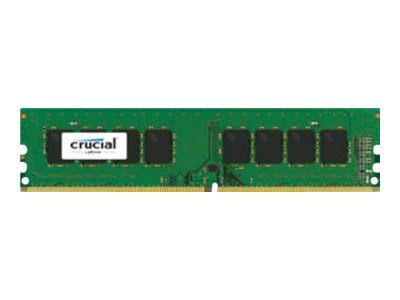 Crucial DDR4 - 16 GB - DIMM 288-PIN - 2400 MHz / PC4-19200