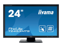 ProLite T2453MTS-B1 - 59,9 cm (23.6 Zoll) - 4 ms - 250 cd/m² - VA - 3000:1 - Optische Bilder