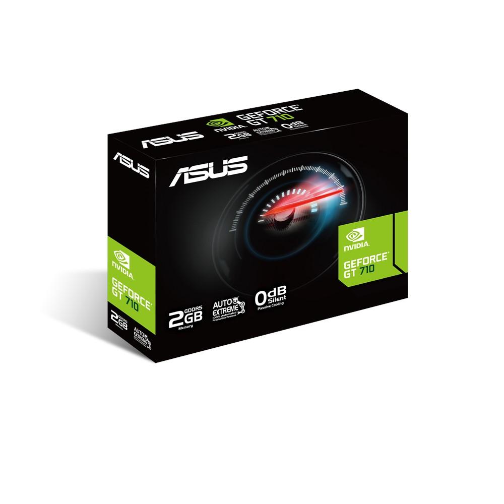 ASUS GT710-4H-SL-2GD5 - Grafikkarten - GF GT 710