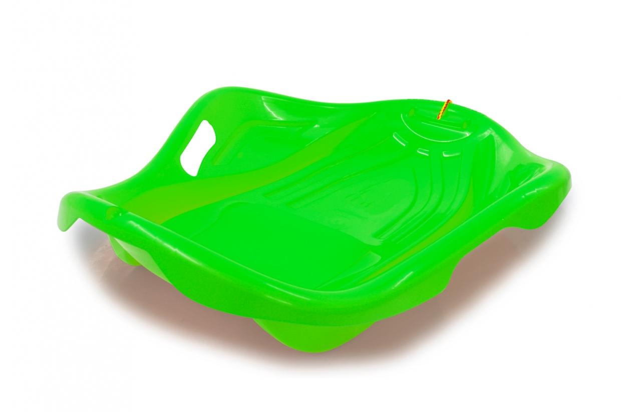 JAMARA Snow Play Bob Speed - Sonstige Spielzeuge zum Daraufsetzen - Junge/Mädchen - 3 Jahr(e) - Kunststoff - Grün