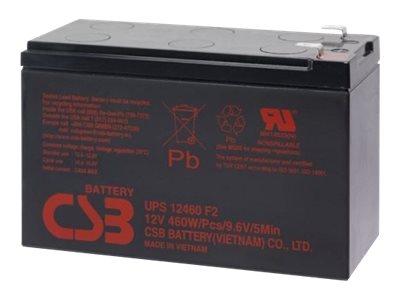Bluewalker CSB UPS12460 - USV-Akku - 1 x Bleisäure 9 Ah