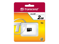 2 GB microSD Speicherkarte Klasse 4