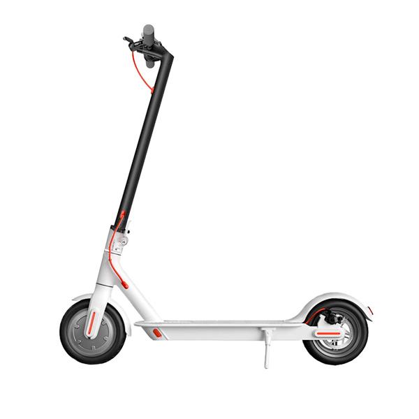 Xiaomi Mi Electric Scooter - Stunt scooter - 25 km/h - 100 kg - 16 Jahr(e) - Weiß - 50 Jahr(e)