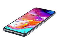 EF-AA705 - Cover - Samsung - Galaxy A70 - 17 cm (6.7 Zoll) - Schwarz