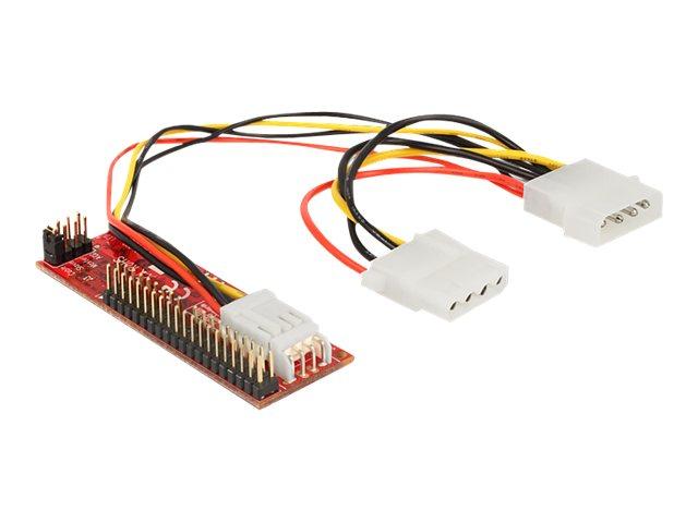 Vorschau: Delock Converter SATA IDE - Speicher-Controller