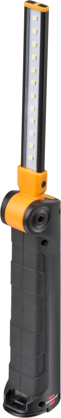 Brennenstuhl Sansa - LED - 13 Glühbirne(n) - 3,3 W - 6000 K - 400 lm - Schwarz - Gelb