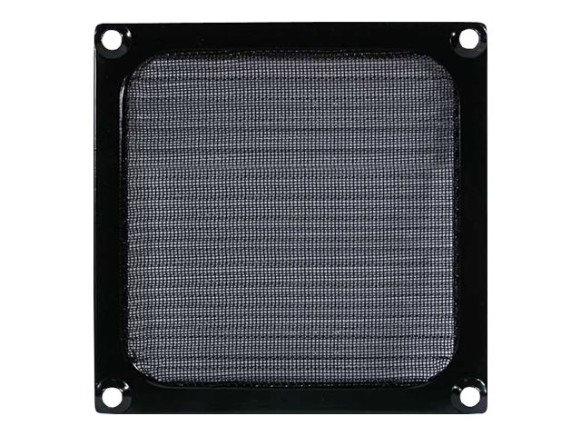 PC-Cooling Cooltek - Lüftergitter mit Filter - Schwarz