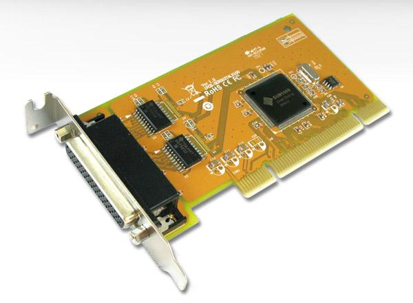 Sunix SER5037AL PCI 0 60 °C 20 85 °C 5 95% 120 mm 63 mm