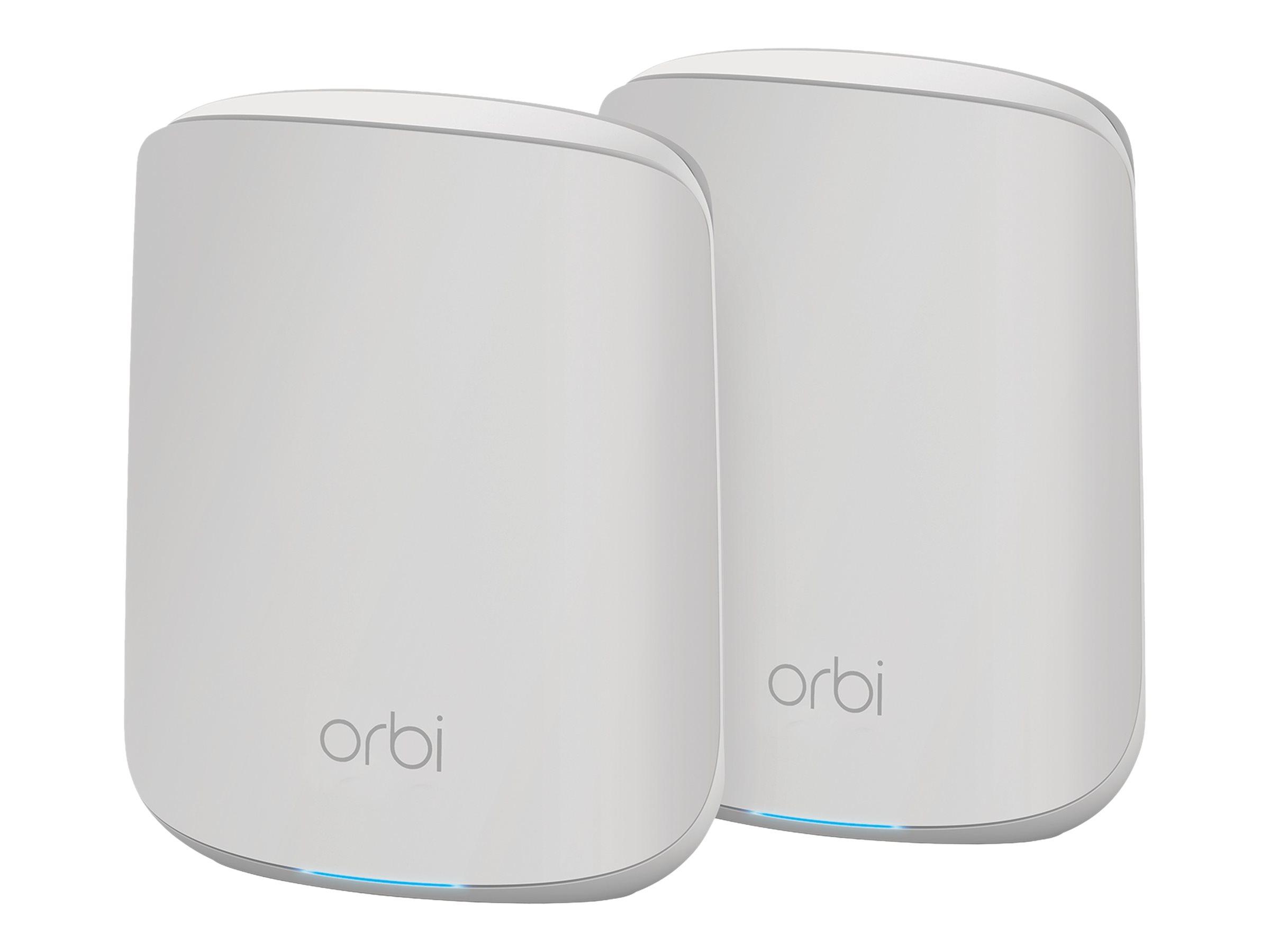 Netgear Orbi RBK352 - WLAN-System (Router, Extender)