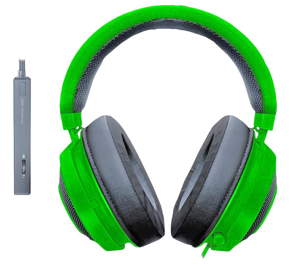 Razer Kraken Kabling Grøn Headset